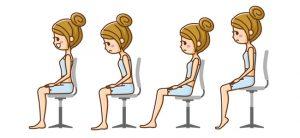 女性の姿勢が悪くなる原因と改善方法を徹底解説します!